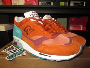 online store 6f9a3 8da9e Details about NEW BALANCE 1500 MADE IN ENGLAND UK COASTAL CUISINE PACK  ORANGE SUEDE M1500SU