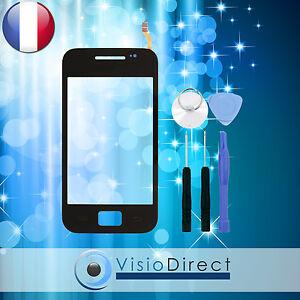 Vitre-ecran-tactile-pour-Samsung-Galaxy-Ace-S5830-noir-stickers-outils