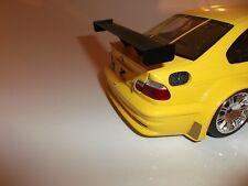 Heckspoiler GTR 1:18 Alu Diorama VW BMW Audi Custom