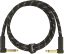Fender-Deluxe-BLACK-TWEED-Electric-Guitar-Instrument-Cable-Right-Angle-3-039-ft thumbnail 3