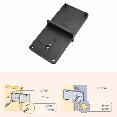 Holzbearbeitung Dübel Bohrschablone Bohrloch Jig Bohrhilfe Für Topfscharniere