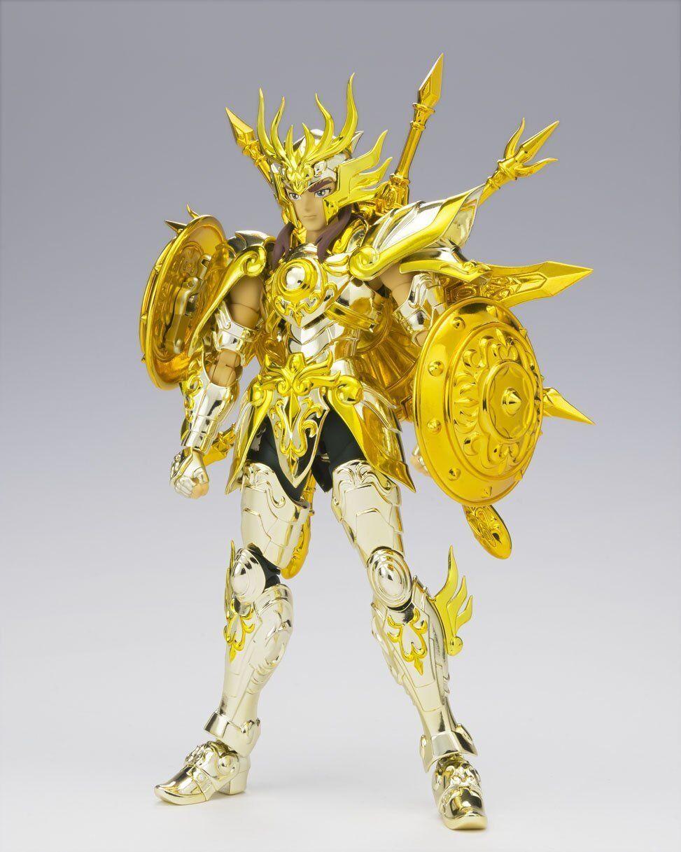 Bandai Saint Seiya Cloth Myth EX Soul of Gold Libra Dohko (sacROT clothing)