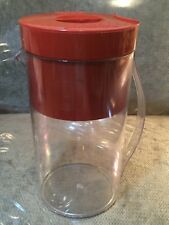 Item 2 Mr Coffee Iced Tea Pot Maker Tm1 Replacement Qt Pitcher W Brew Basket Lid