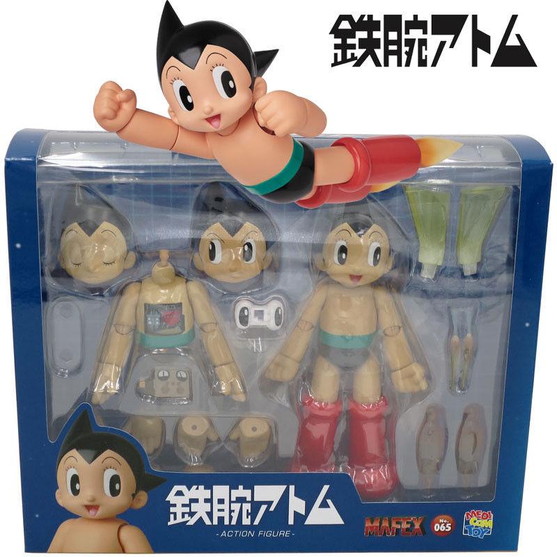 Medicom TEZUKA Production Mafex no.065 Astro Boy  Action  Figure  Découvrez le moins cher