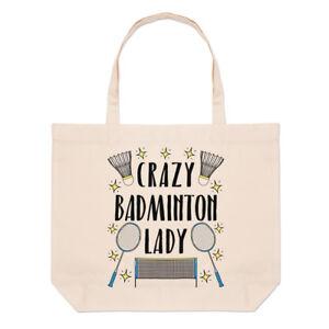 Grand Étoiles Femmes tout Drôle Sac Fourre Plage Fou Badminton Sport EqBgxwtx