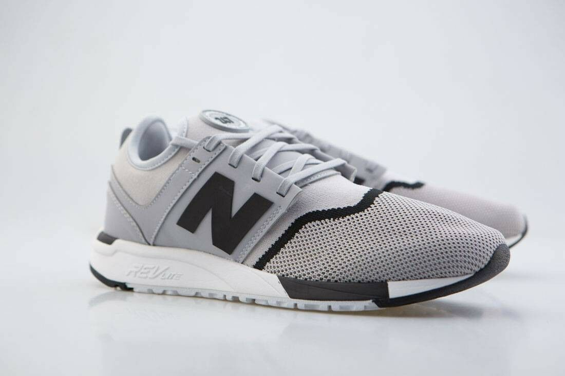 New Balance Men 247 Sport MRL247SI gray black MRL247SI