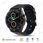 KW88 Android 5.1 3G Smart Watch Orologio Intelligente Quad Core 4GB WiFi GPS BT