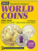 Standard Catalog Of World Coins 2015 Brand & Free Shipping 1200 Pages