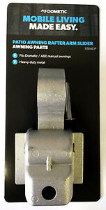 Dometic Metal Patio Awning Rafter Arm Slider 830463P RV ...