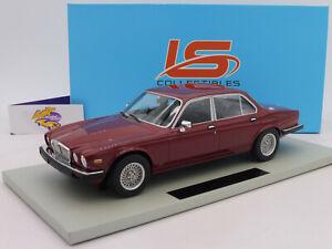 """LS Collectibles LS025J # Jaguar XJ6 Baujahr 1982 in """" bordeauxrot """" 1:18 NEUHEIT - Koblenz, Deutschland - LS Collectibles LS025J # Jaguar XJ6 Baujahr 1982 in """" bordeauxrot """" 1:18 NEUHEIT - Koblenz, Deutschland"""