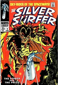 The-Silver-Surfer-3-First-Appearance-of-Mephisto-NICE-NO-RESERVE