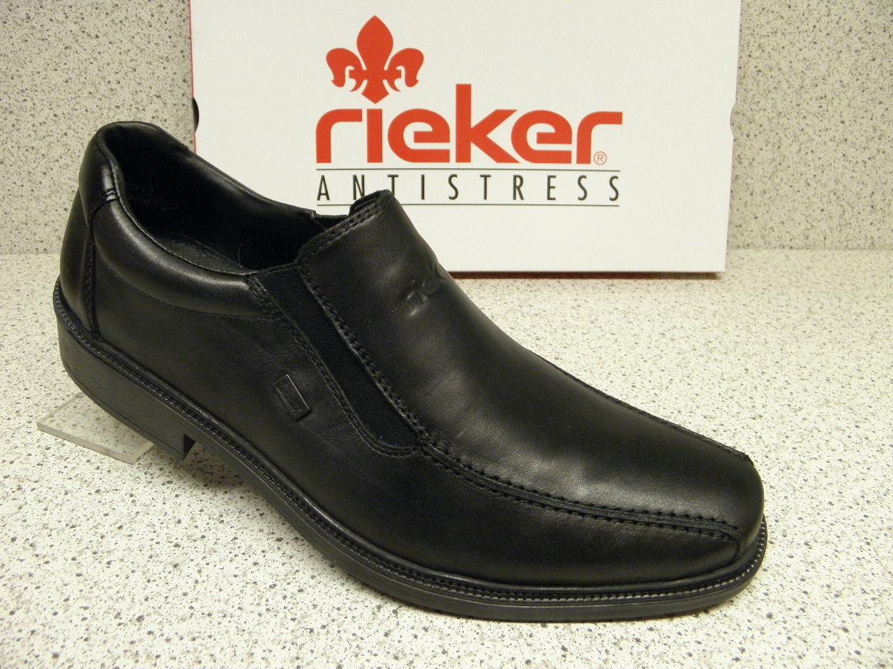 Rieker ® rojouziert, Top Preis, TEX  + gratis Premium - Socken 14354-00 (R379)