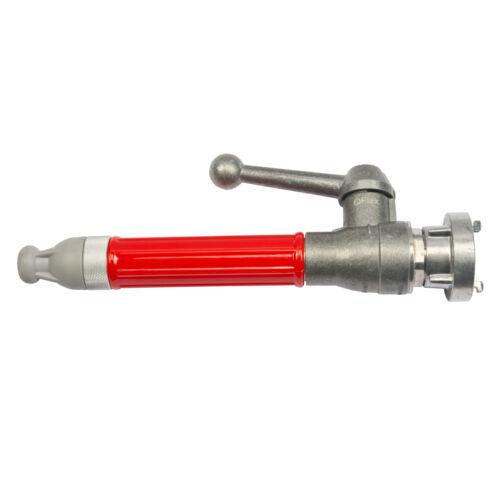 Quarzflex® Strahlrohr Typ D nach DIN schwere Industrieausführung Feuerwehr THW