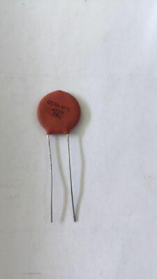 Vishay 05uf 500v Ceramic Disc Capacitor Epoxy 500 Volts