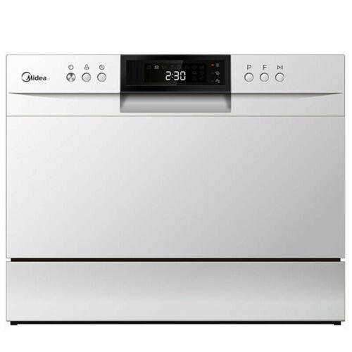 Midea MDWB1W MDWB1SS MDWB1BL Countertop Dishwasher
