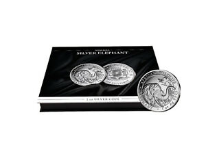 Coin-Box-For-20x-1-OZ-Silver-Elephant