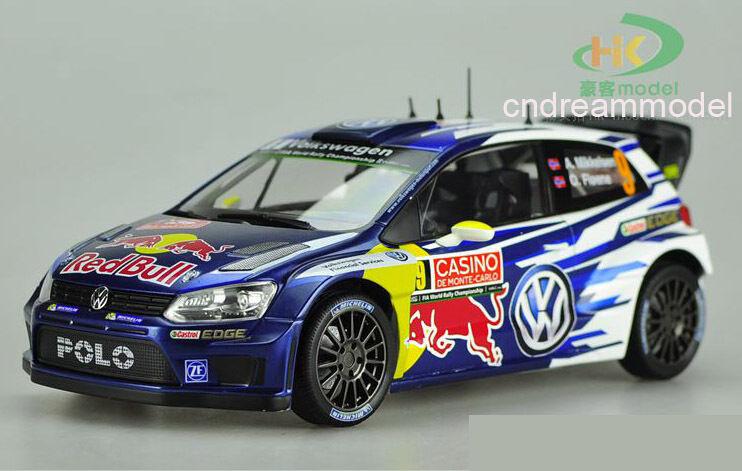 1 18  NOREV Volkswagen Polo R WRC Die Cast Model
