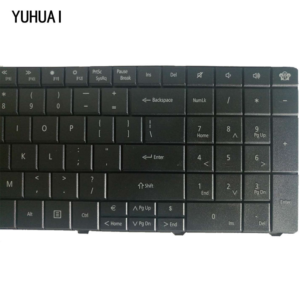 New for Gateway NV570P30u NV570P13u NV570P10u NV570P11u NV570P31u Keyboard US
