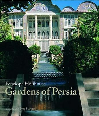 Gardens of Persia, Hobhouse, Penelope, Acceptable Book