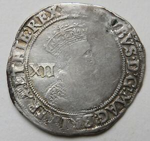 England-James-I-1609-1625-Shilling-o-J