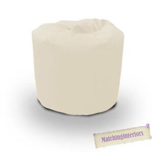beige coton pouf poire pour enfants fauteuil en si ge jeu meubles de salle ebay. Black Bedroom Furniture Sets. Home Design Ideas