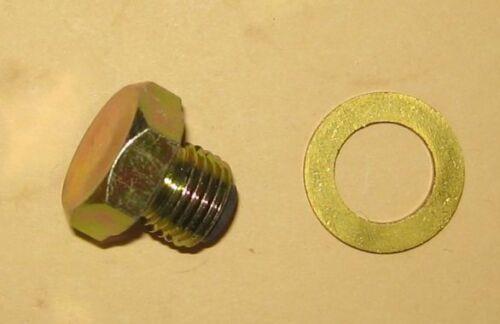 Marauder *NEU* Ölablaßschraube magnetisch Suzuki VZ 800 Intruder