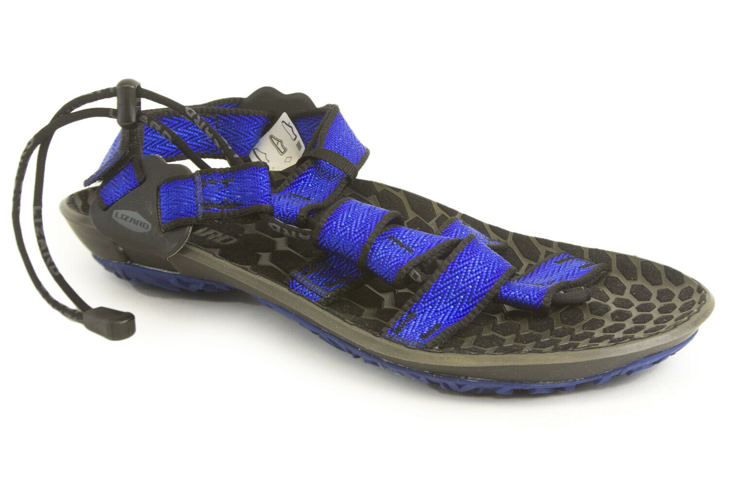 Lizard Footwear Hombre Azul Kyota H2o Sandals Nuevo