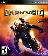 Dark Void Sony PlayStation 3 PS3 Video Games Free Shipping Sealed