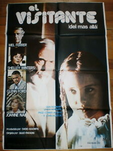 Cartel-One-sheet-VISITANTE-DEL-MAS-ALLA-Giulio-Paradisi-Sam-Peckinpah