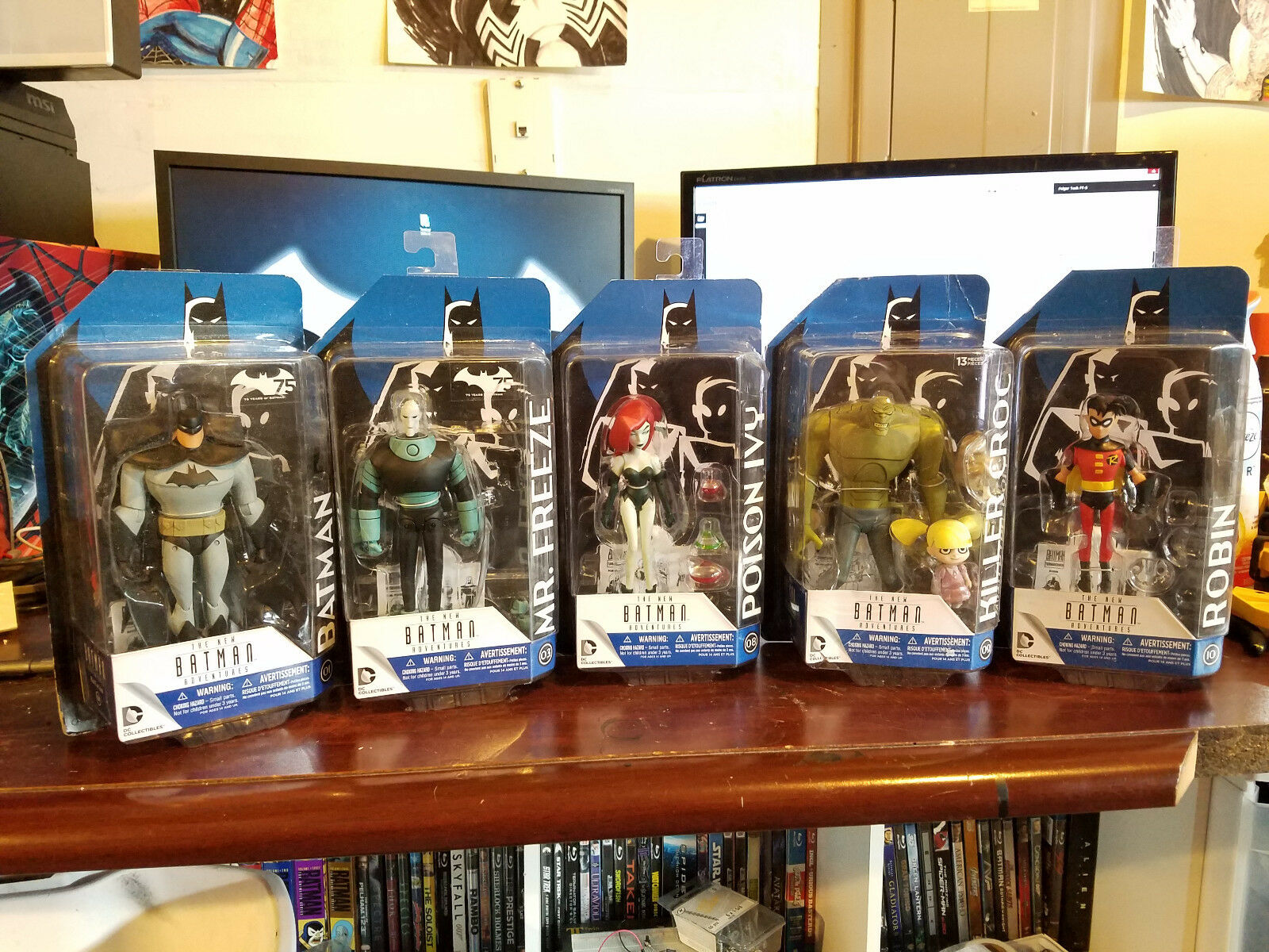 Batman the Animated Series Action Figures Toys
