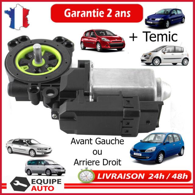 Renault Megane 2 Lève-vitre Clips Arrière Gauche et Droite Latéral
