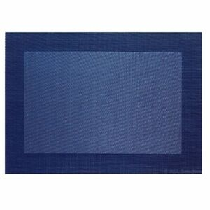 ASA-Tischset-dunkelblau-33x46cm-Platzdecke-Tischmatte-Platzset-Tischdeko-blau