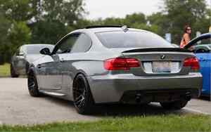 Performance Trunk Spoiler For BMW E Coupe I I M - 2013 bmw 328i coupe