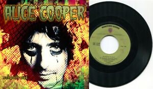 ALICE-COOPER-School-039-s-Out-7-034-45-UNIQUE-1-print-ONLY-art-sleeve-PRA0492