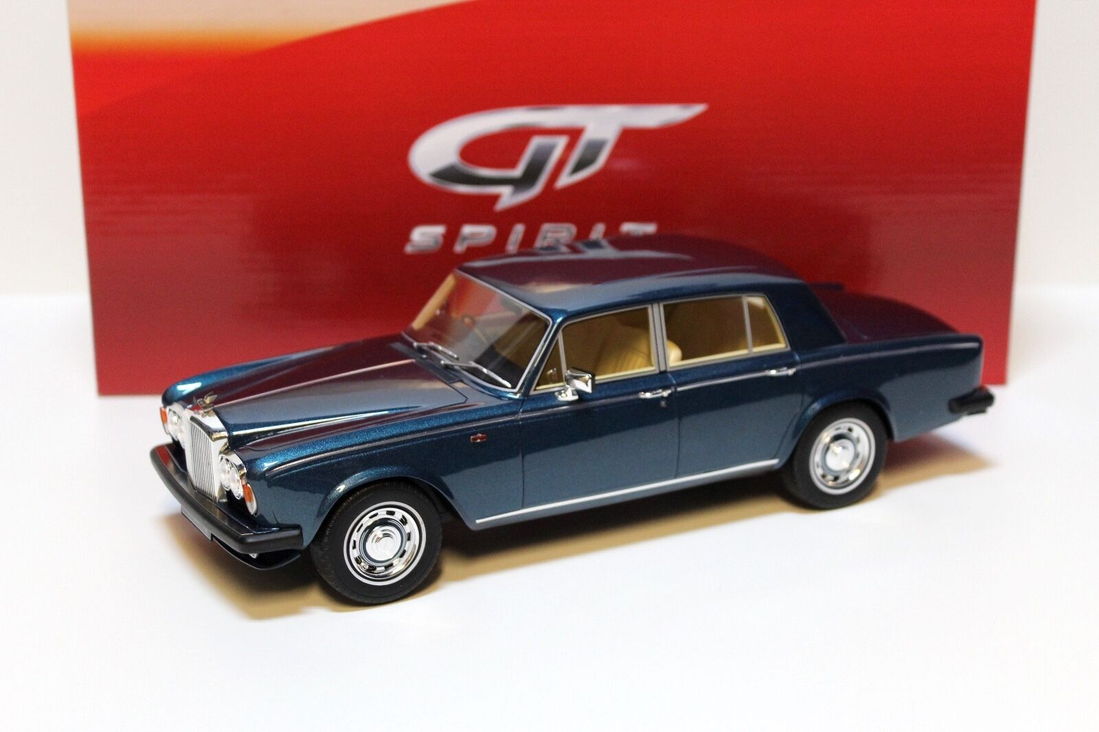 1 18 GT Spirit Bentley T2 torquoise 1977 NEW bei bei bei PREMIUM-MODELCARS 162be7
