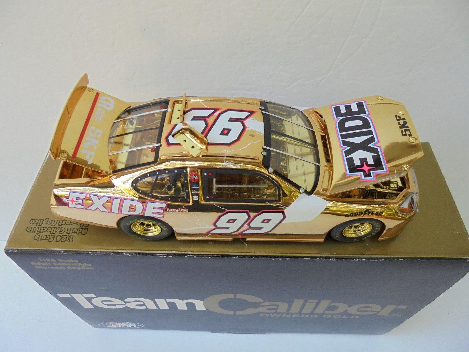 Jeff Burton  99 Exide  2000 Ford Taurus TCOS or 1 24 Nasvoiture Diecast Collectible  à vendre en ligne