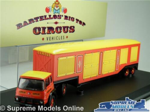 Bartellos BEDFORD TK CAMMELLO modello Camion 1:76 SCALA R7045 HORNBY Oxford Circus K8