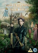 MISS PEREGRINE`S HOME FOR PECULIAR CHILDREN   BRAND NEW SEALED GENUINE UK  DVD