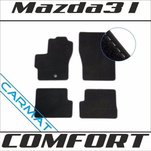 Mazda 3 I Bj 2003-2009 Fussmatten Autoteppiche COMFORT
