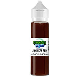 ROCKINDROPS Jamaican Rum Food Flavor Flavoring Concentrate TFA 10ml 30ml 50ml