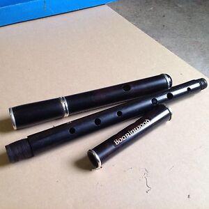 Brand-New-Boorinwood-Ebony-wood-Irish-Flute-in-case