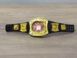 WWE Mattel Action Figure Accessory Rated R Spinner Title Belt Elite loose