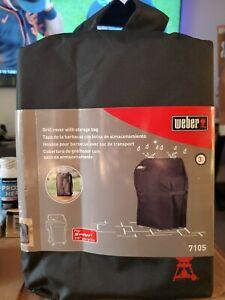 Détails sur Weber Grill Cover avec sac de rangement pour Spirit 210 Series GAS Grills 7105 nouveau afficher le titre d'origine