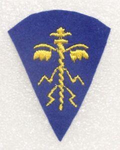 Details about Army Patch: WWI - Liaison Service, felt COPY