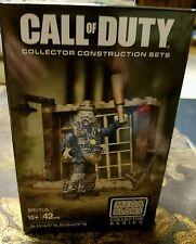 Mega Bloks Call of Duty Tactical Unit BRUTUS Construction set figure zombie NEW