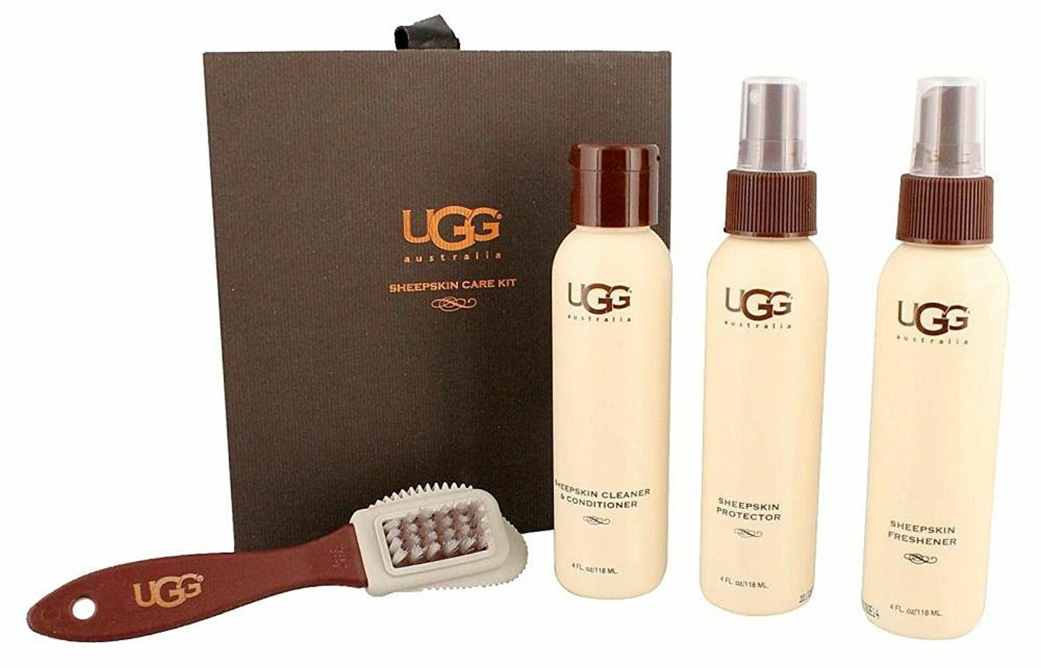 uggs sheepskin care kit