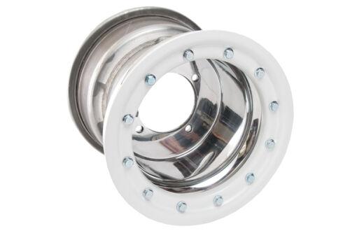 TRX 450r 400ex 300ex  Rear Wheels  Beadlock  9x8 3+5 4//110  Alba Racing  PW