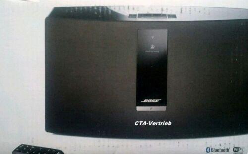 1 von 1 - Bose SoundTouch 20 Serie III kabelloses Music System Lautsprecher NEU&OVP