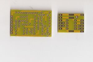 Discrete-single-opamp-Earth-bare-PCB-JFET-input-output-high-biasing-current