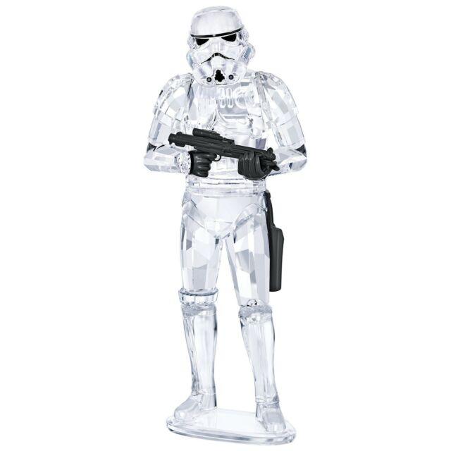 9e402c8d3 SWAROVSKI STAR WARS STORMTROOPER #5393588 BRAND NEW IN BOX DISNEY SAVE$$ F/